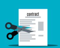 Odstąpienie od umowy – wzór pouczenia i gotowy formularz odstąpienia